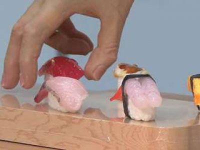 Robot do robienia sushi