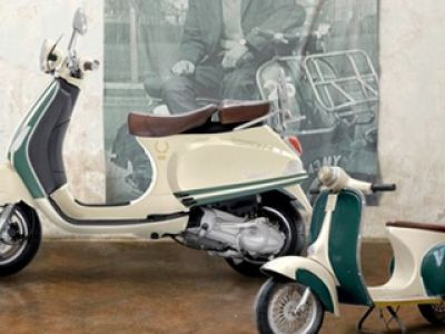 Fred Perry Vespa