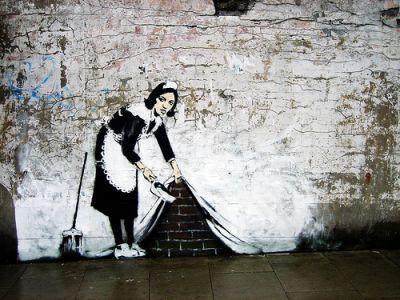 Chcesz być jak Banksy