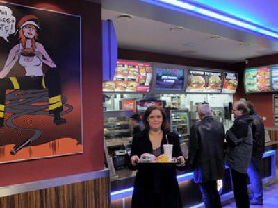 Piąty Burger King w Warszawie!
