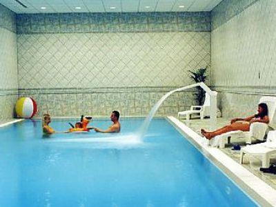 Zapłodnienie podczas kąpieli w basenie