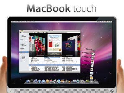 MacBook Touch już na jesień