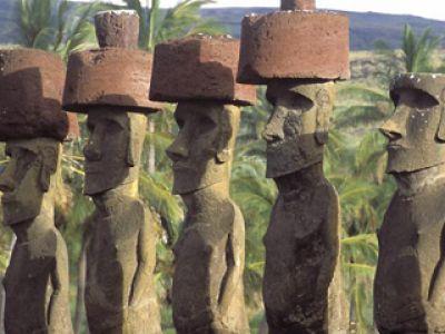 Rapa Nui- tajemnica Wyspy Wielkanocnej