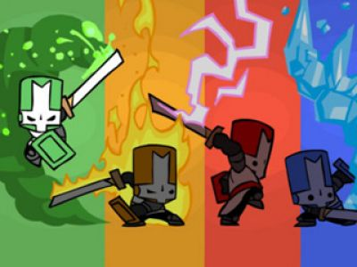 Castle Crashers w Playstation Store