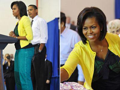 Sposób na kryzys? Zapytajcie Michelle Obamę