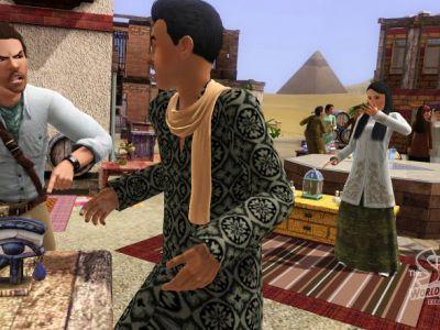 The Sims™ 3: Wymarzone podróże