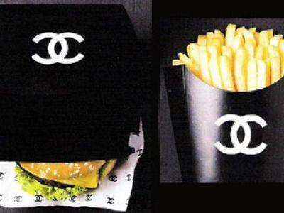 Fast Food od Chanel?