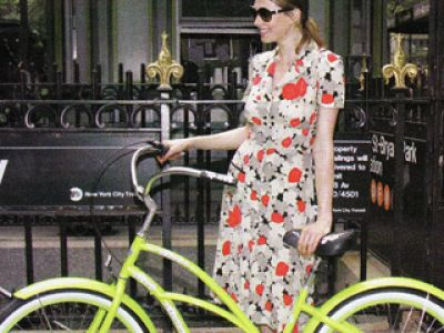 Rower jako dodatek!