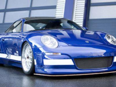 Najszybszy samochód świata - Porsche 9ff GT9