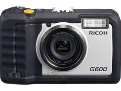 Niezniszczalny Ricoh - G600