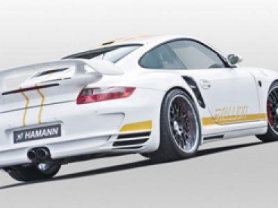 Porsche 911 Turbo po tuningu