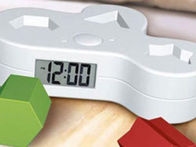 Puzzle Alarm Clock. Poranny atak clocka od Bim Bam Banana...