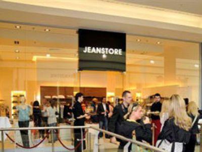 Uroczyste otwarcie butiku Jeanstore w Galerii Mokotów
