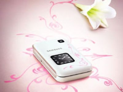 Samsung E420 - pozycja dla pań