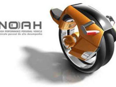 Moto. Witamy w przyszłości. Oto alternatywa dla tradycyjnego motocykla.