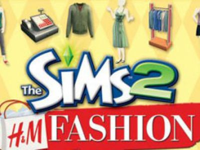 Gry - H&M w The SIMS