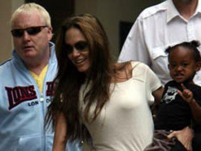Aneglina Jolie i Brad Pitt - kto kogo kocha