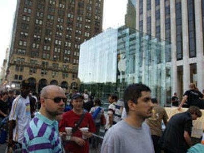 iPhone 3G: noc przed premierą