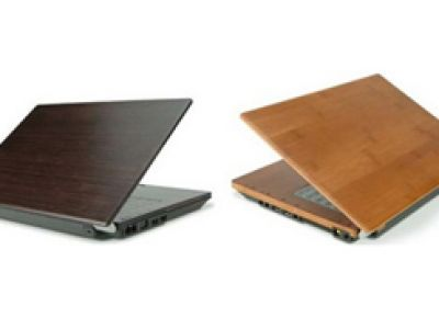 Laptop z bambusa
