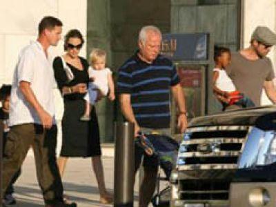 Angelina Jolie ponownie w ciąży