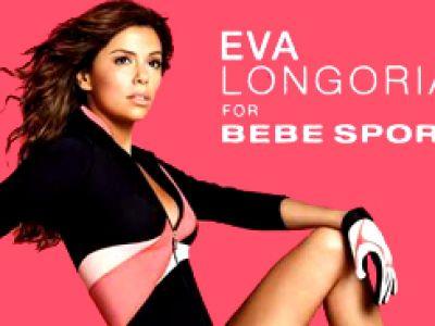 Eva Longoria dla Bebe Sport!