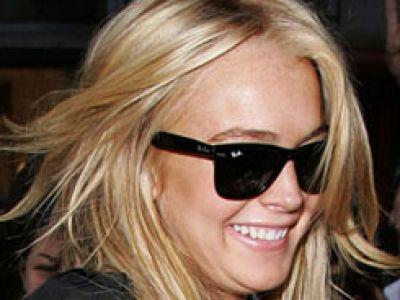 Lindsay Lohan podbija ceny domen internetowych