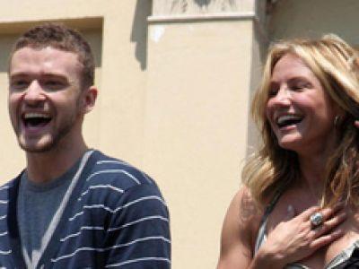 Cameron Diaz i Justin Timberlake znów razem?