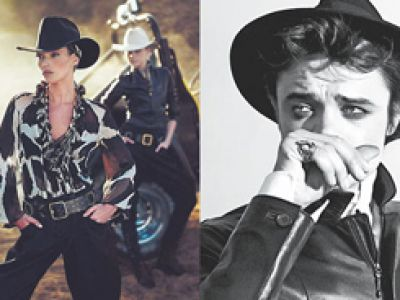 Kate Moss i Pete Doherty modelami Cavalli