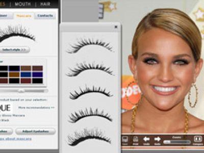 Taaz.com  - wirtualny wizerunek w 5 minut