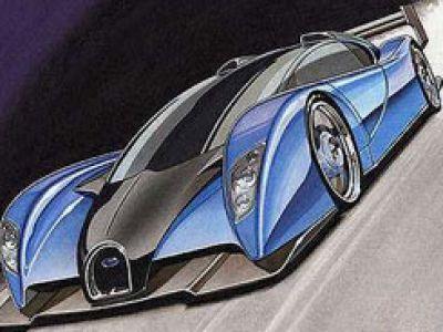Bugatti za 9 mln PLN