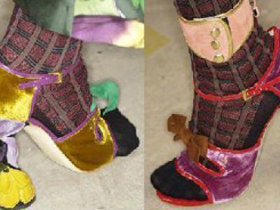 Modne buty Prada wiosna/lato 2008  – kochaj albo rzuć