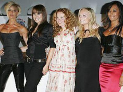 Nowe piosenki Spice Girls