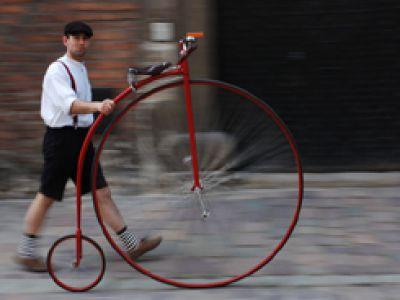 Bicykl powraca