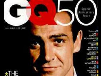 Magazyn GQ obchodzi 50-te urodziny!