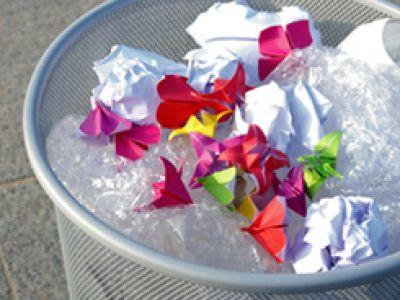 Gumowe origami Gum Flow