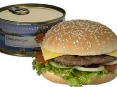 Cheeseburger w puszce. Część II