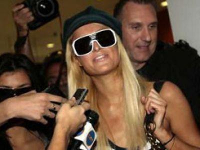 Paris Hilton na wolności