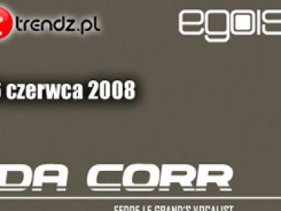 Ida Corr w Egoiście (VIDEO)