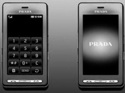 Wyjątkowy telefon od LG i PRADA