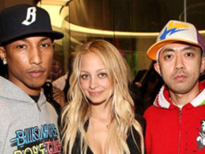 Nicole Richie i Pharrell Williams?!