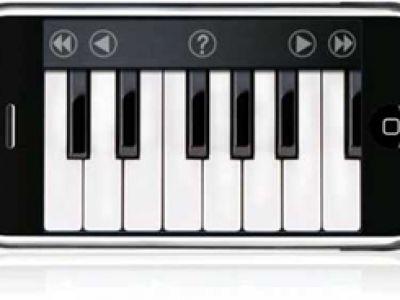 iAno – pianino w iPhonie (Video)