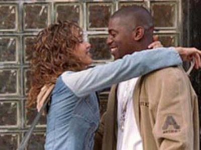 Jessica Alba i 50 Cent, za rękę