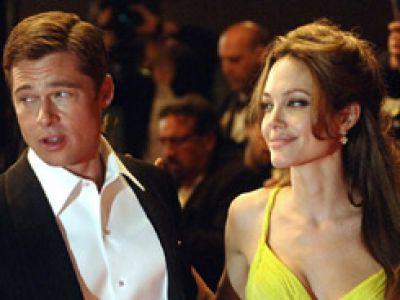 Angelina Jolie kolekcjonerka dzieci