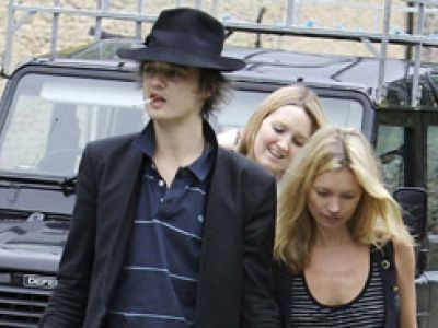 Kate Moss i Pete Doherty
