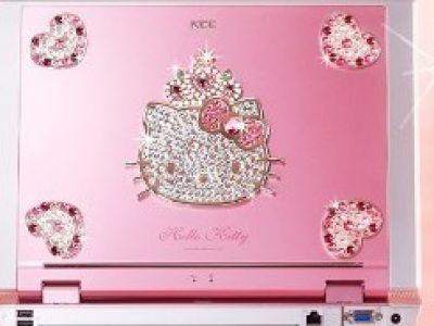 Hello Kitty atakuje elektronikę.