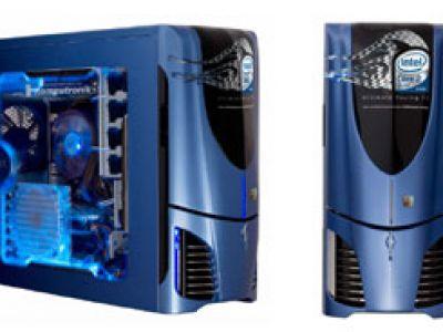 Komputer Intel z certyfikatem Kubicy