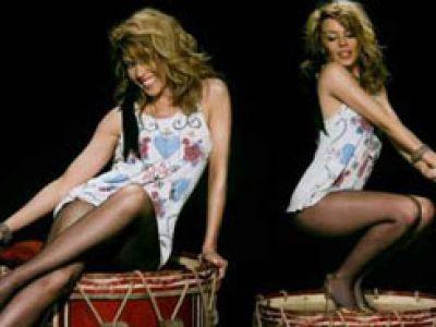 Kylie Minogue dorośleje (VIDEO)