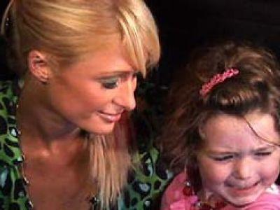 Blask Paris Hilton oślepia nas błyskiem gwiazdy !