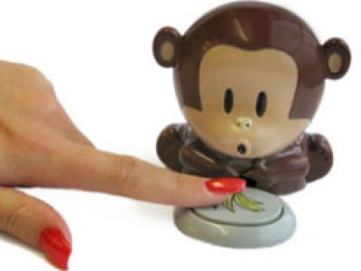 "The Blow ""JOB"" Monkey Nail Dryer"