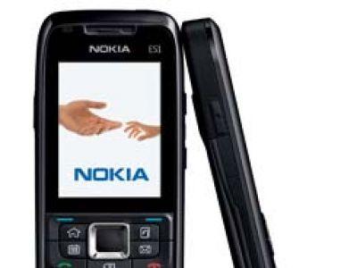 Biznesowa Nokia E51